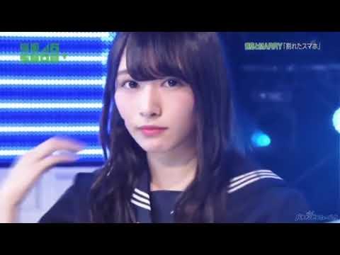 Wareta Smartphone de Keyakizaka46 Letra y Video