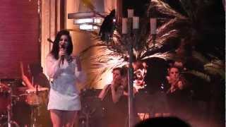 Lana Del Rey - Live - Summertime Sadness - Hamburg - 6. April 2013