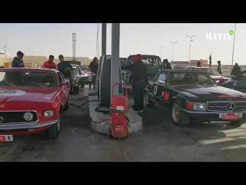 Video : Rallye Dakhla/El Guerguerat : Quand la passion s'allie au patriotisme