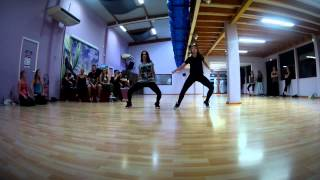 Dancehall Class I Charly Black - Yuh Fuck Sweet I Stéphanie Blanch & Cindy Kamalski
