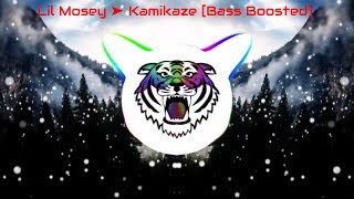 Lil Mosey ➤ Kamikaze [Bass Boosted]