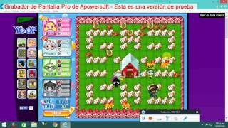 jugando bomberman it 7 -KAROL GAMES