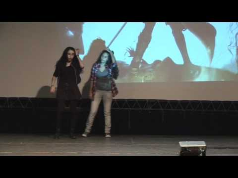 [kimchi wave] Dance cover – Miss A : Breathe  ( Morocco )