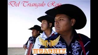 Nato y los Huachix - Del Triangulo Rojo (Estudio 2017)