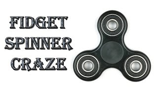 The Fidget Spinners Craze (Courtesy of MSN Money)