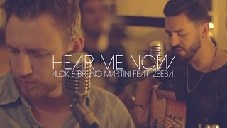 Hear Me Now - Alok, Bruno Martini ft. Zeeba (Malbec Trio Cover)