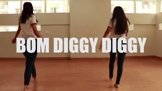 Bom Diggy Diggy | Ni Nachle | Choreography