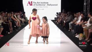 Nazeli Zeynalyan @ Art Hearts Fashion The Art Institute Of California - Hollywood Presentation