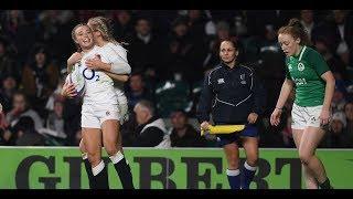 O2 Inside Line: England Women v Ireland Women