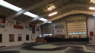 big scale indoor rc plane @ mc ronse