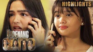 Roxanne, ipinaalam kay Marga ang pagbabalikan nina Cassie at Kristoff | Kadenang Ginto