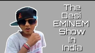 The Desi EMINEM Show in India | JBL Entertainment