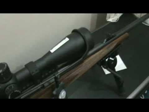 Browning Eurobolt Yivli Av Tüfeği