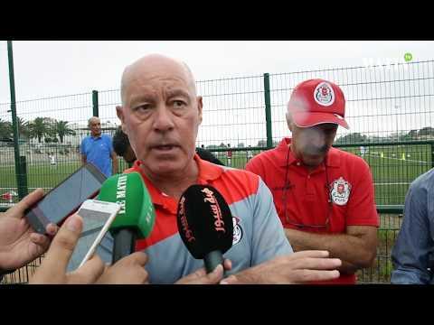 Video : Deux mille apprentis footballeurs sur les traces de Badr Boulahroud