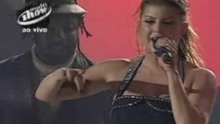 Fergie Fergalicious Live @ Ipanema Beach Brazil