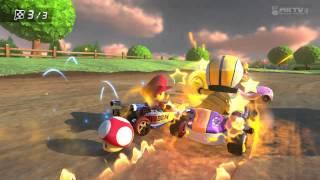 Wii U - Mario Kart 8 - (Wii) Moo Moo Meadows by: Makumasen