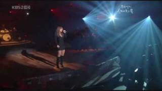 Mariah Carey in Korea - I want to know what love is 2009 HD