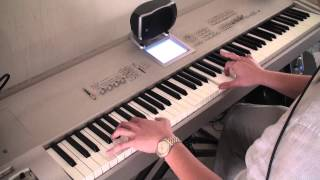 Calvin Harris ft. Example - We'll Be Coming Back Piano by Ray Mak