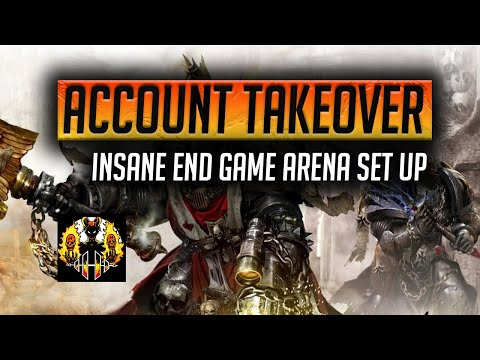 RAID: Shadow Legends | ACCOUNT TAKEOVER | Building a Platinum Arena team & a 4 key UNM team!