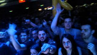 investo live at @Athens Gazi Music Hall Front Row (Hardwell Show)