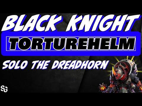 Black Knight & torturehelm solo Bommal Dreadhorn RAID SHADOW LEGENDS