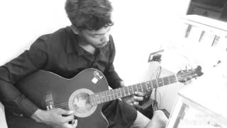 phoolon ka taron ka guitar tab