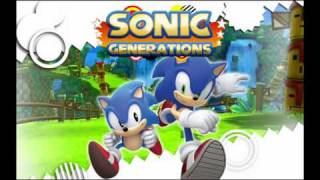 Sonic Generations City Escape [Modern] Music