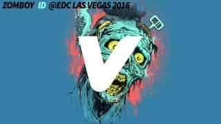 Zomboy - ID @EDC Las Vegas 2016
