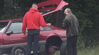 Ontroerende hulp bij autopecht