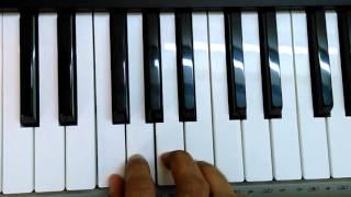 Jaadu Teri Nazar on Keyboard/Piano instrumental