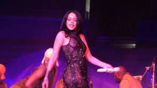Rihanna WORK Live in Tampa Florida ANTI World Tour 2016