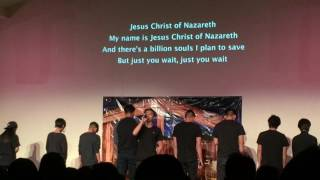 Jesus Christ of Nazareth Rap Rendition of Hamilton the Musical!
