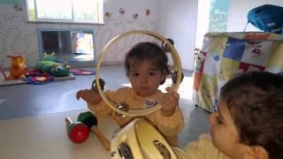 Aula de Música,  Creche e Infantário Sítio do Pica Pau Amarelo