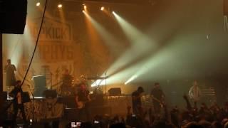 Dropkick Murphys: Shipping up to Boston - live Dunfermline 27th June 2017