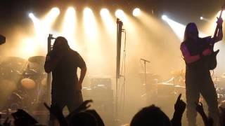 KATAKLYSM - Taking the world by storm ( Zlín 18.12.2016)