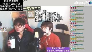 [모건TV] [린-시간을거슬러] [게스트-히든싱어상남자이수영 김재선] [곡편집] [180321] [#43]