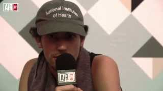 JeanJass - Interview @ Dour Festival 2015