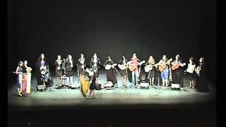 Tôna Tuna - Tuna Feminina do Instituto Politécnico de Bragança - Canção do engate.wmv