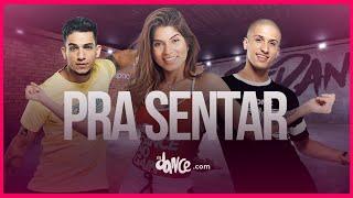 Pra Sentar - MC Mirella e MC Zaac | FitDance TV (Coreografia) Dance Video