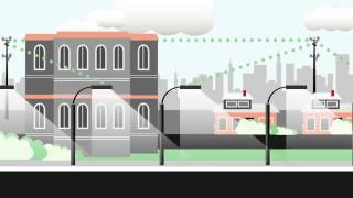 Verizon Intelligent Lighting Solutions: Smart Street Lighting System