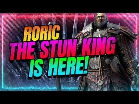 Does Roric do CRAZY DMG? Full Guide & Build! | RAID Shadow Legends