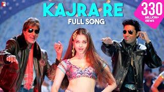 Kajra Re - Full Song   Bunty Aur Babli   Amitabh Bachchan   Abhishek Bachchan   Aishwarya Rai width=