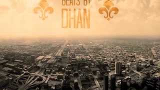 BEATS BY DHAN #1 - Heavy 808 Beat Rap Insturmental