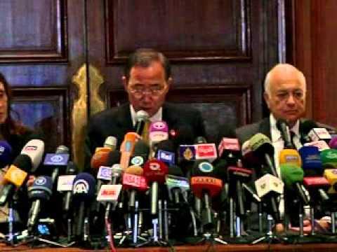 Toutes les parties en conflit à Gaza doivent cesser le feu selon l'ONU