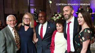 EL NUEVO ACLADE DE LA CIUDAD BUSCA TENER BUENA RELACION CON LATINOS HISPANOS