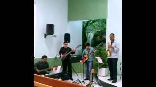 Instrumental Toque de Louvor - Maranata, Cristo voltando esta