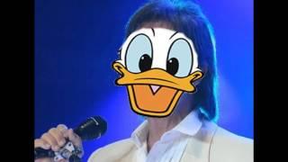Esse cara sou eu Mc Pato Donald ( Roberto Carlos )