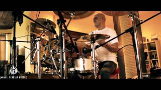Gregory Sidrides for Diril Cymbals Greece (feat Shiny , Special , XL Hammer , RawBell Series)