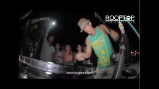 ST MARTA ROOFTOP BY GORA / ALBERT PEREZ PERCUSION LIVE
