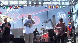 Big B - Sinner feat. Scott Russo of Unwritten Law (LIVE)